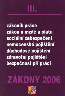 Zákony 2006/III