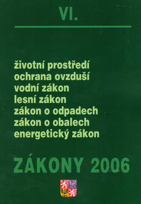 Zákony 2006/VI