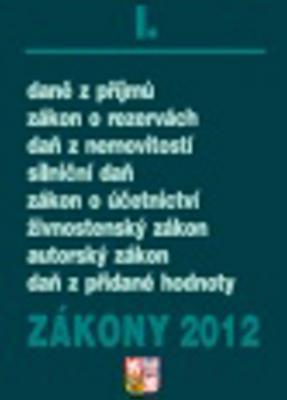 Obrázok Zákony 2012 I.