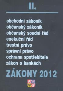Obrázok Zákony 2012 II.