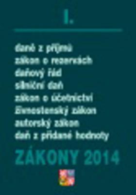 Obrázok Zákony 2014 I.