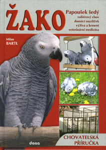 Obrázok Žako Papoušek šedý