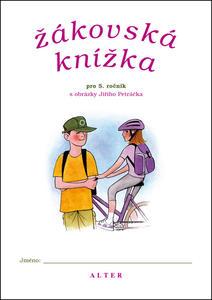 Obrázok Žákovská knížka pro 5. ročník s obrázky Jiřího Petráčka