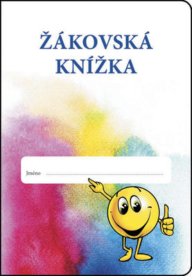 Obrázok Žákovská knížka Smajlík