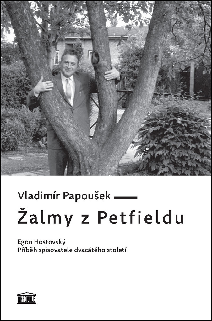 Žalmy z Petfieldu - Vladimír Papoušek