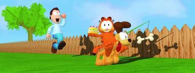Obrázok Záložka Úžaska Garfield