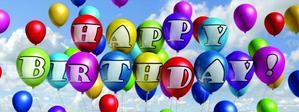 Obrázok Záložka Úžaska Narozeninové balónky