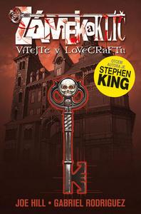 Obrázok Zámek a klíč 01: Vítejte v Lovecraftu