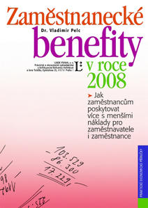Obrázok Zaměstnanecké benefity v roce 2008