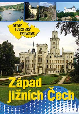 Obrázok Západ jižních Čech Ottův turistický průvodce