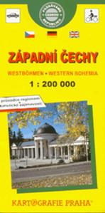 Obrázok Západní Čechy-průvodce regionem
