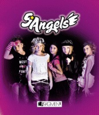 Obrázok Zápisník 5 Angels