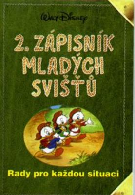 Obrázok Zápisník mladých svišťů 2.díl