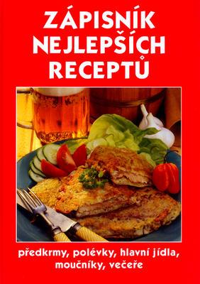 Zápisník nejlepších receptů