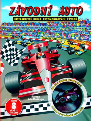 Obrázok Závodní auto