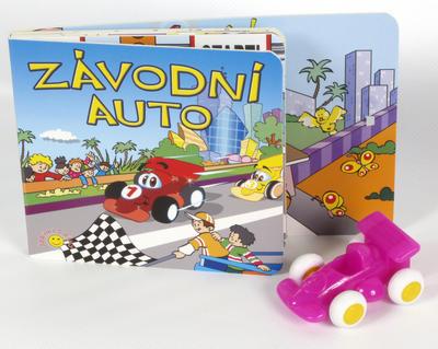 Obrázok Závodní auto (+ hračka (model formule))