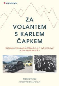 Obrázok Za volantem s Karlem Čapkem