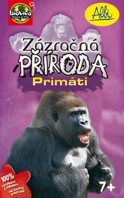 Zázračná příroda Primáti