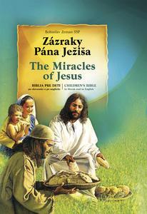 Obrázok Zázraky Pána Ježiša The Miracles of Jesus
