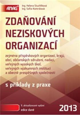 Obrázok Zdaňování neziskových organizací 2013