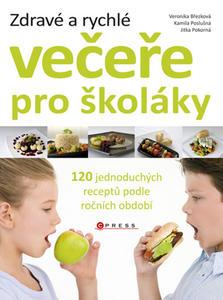 Obrázok Zdravé a rychlé večeře pro školáky