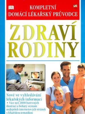 Obrázok Zdraví rodiny Kompletní domácí lékařský průvodce
