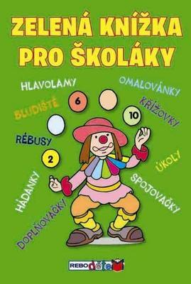 Obrázok Zelená knížka pro školáky