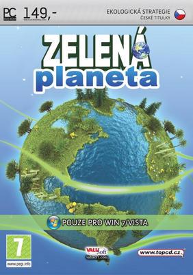 Obrázok Zelená Planeta
