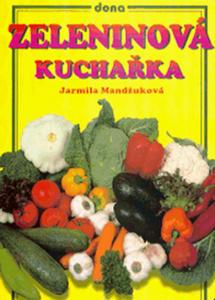 Obrázok Zeleninová kuchařka