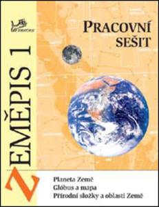 Obrázok Zeměpis 1 Pracovní sešit