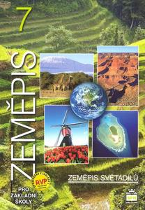 Obrázok Zeměpis 7 pro základní školy Zeměpis světadílů