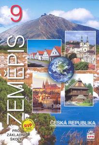 Obrázok Zeměpis 9 pro základní školy Česká republika