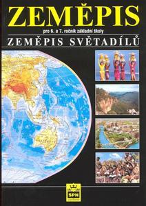 Obrázok Zeměpis pro 6.a 7.ročník základní školy Zeměpis světadílů