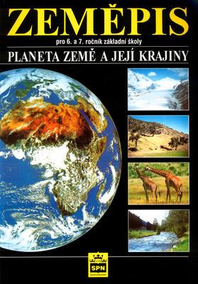 Obrázok Zeměpis pro 6.a 7. roční záladní šoly Planeta Země a její krajiny