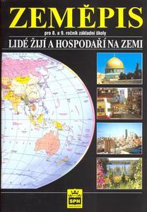 Obrázok Zeměpis pro 8. a 9.ročník základní školy Lidé žijí a hospodaří na Zemi