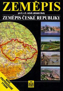 Obrázok Zeměpis pro 8. a 9.ročník základní školy Zeměpis České republiky