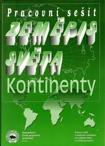 Obrázok Zeměpis světa Kontinenty