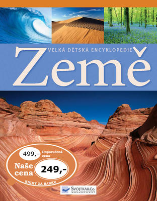 Obrázok Země Velká dětská encyklopedie