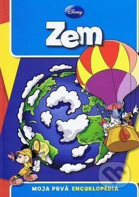 Obrázok Zem moja prvná encyklopedia