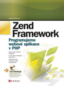 Obrázok Zend Framework (Programujeme webové aplikace v PHP)
