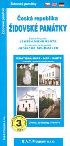 Obrázok Židovské památky ČR