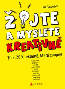 Obrázok Žijte a myslete kreativně