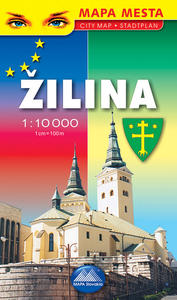 Obrázok Žilina 1 : 10 000