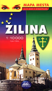 Obrázok Žilina 1:10 000