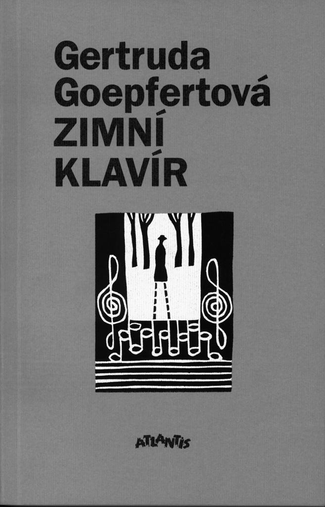 Zimní klavír - Gertruda Goepfertová