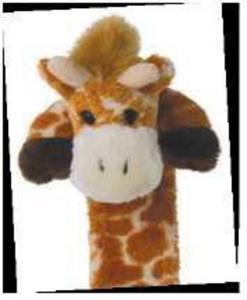 Obrázok Žirafa záložka plyšová