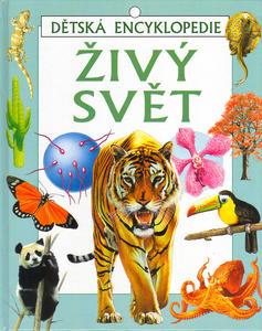 Obrázok Živý svět Dětská encyklopedie