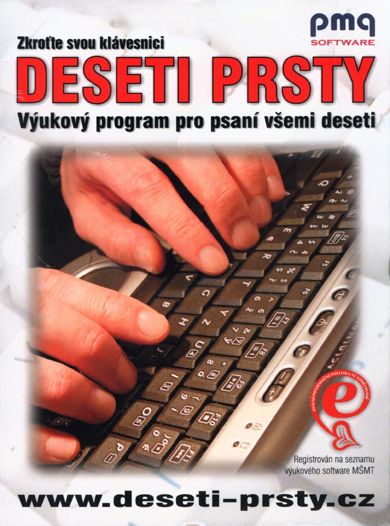 Zkroťte svou klávesnici deseti prsty (CD ROM)