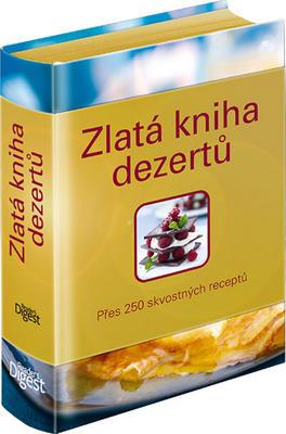 Obrázok Zlatá kniha dezertů