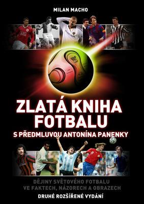 Obrázok Zlatá kniha fotbalu